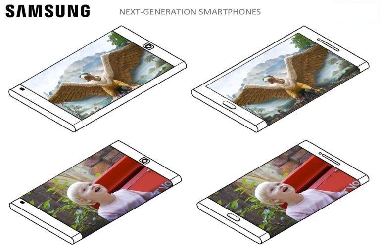 Samsung smartphone ecran carcasa 1