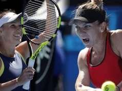 Simona HALEP - WOZNIACKI Australian Open Eurosport live tv online