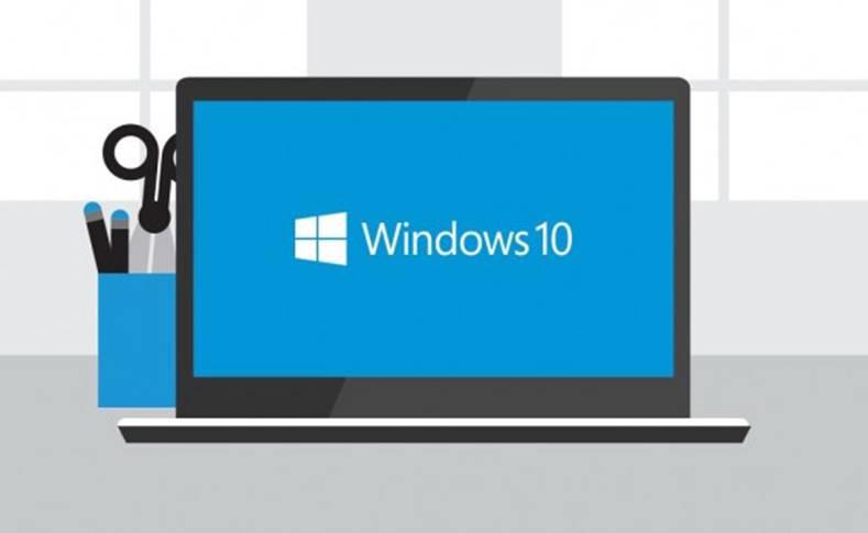 Windows 10 functia Surprins Lumea