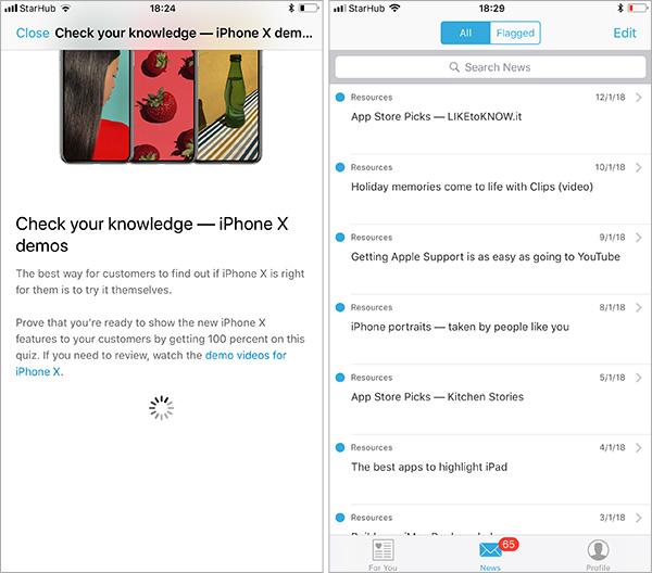 aplicatia SEED secreta Apple
