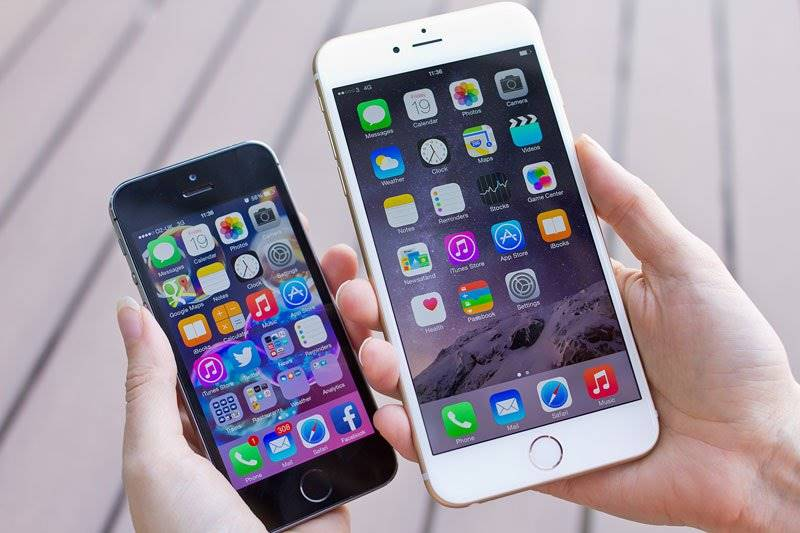 apple instaleaza ios 7 ios 8 iphone ipad