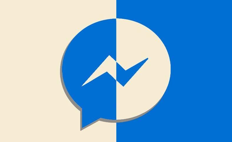 facebook messenger problema scriere