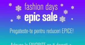 fashion days epic sale reduceri