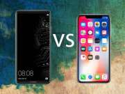 huawei mate 10 pro umileste iphone x performante