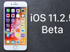 iOS 11.2.5 beta 4 Performante iOS 11.2.2