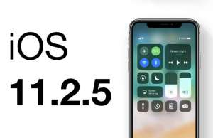 iOS 11.2.5 performante iphone