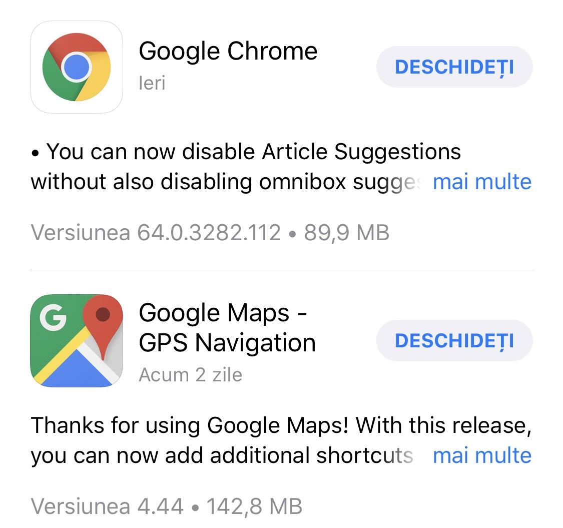 iOS 11.3 appstore