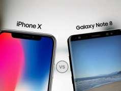 iPhone X Galaxy Note 8 Preturi Medii Smartphone