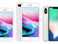 iPhone X vanzari mici iPhone 8
