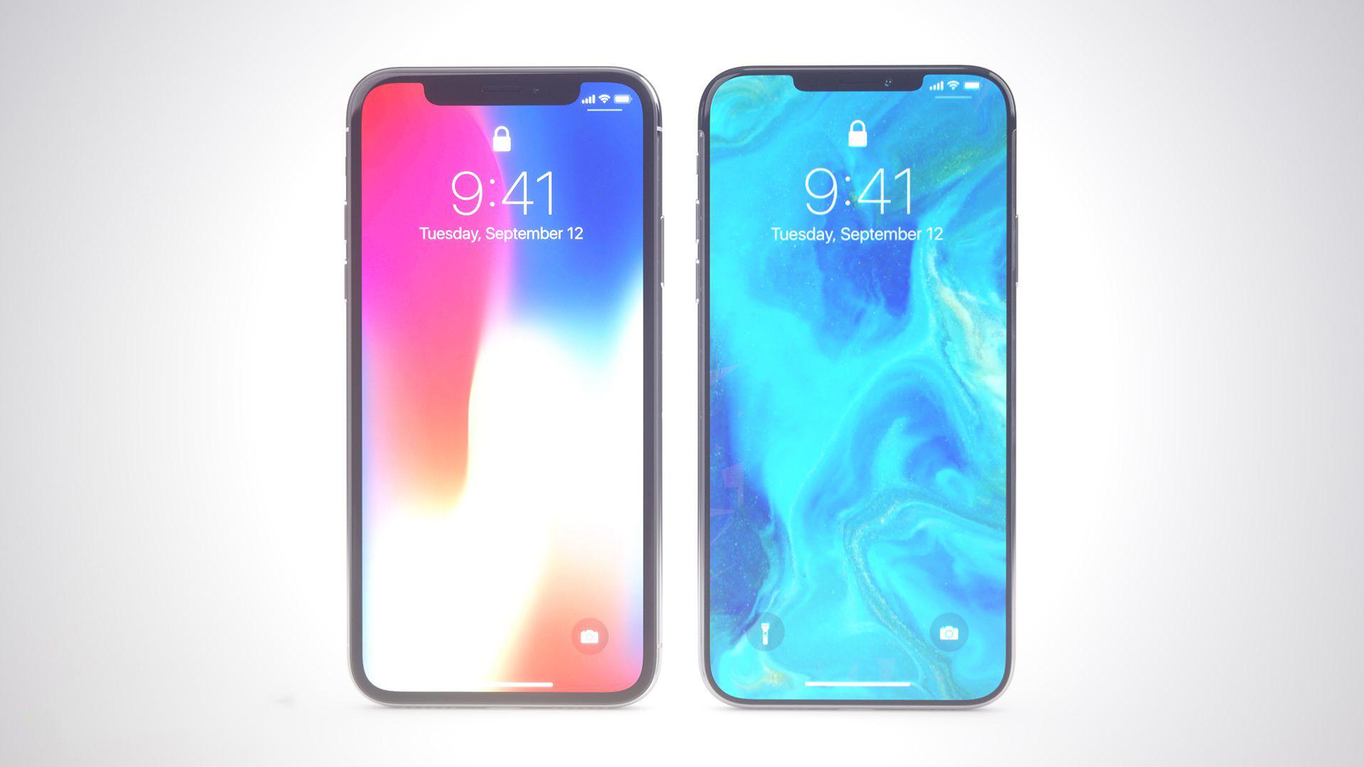 iPhone XS concept dual sim 1