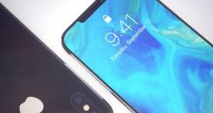 iPhone XS concept dual sim
