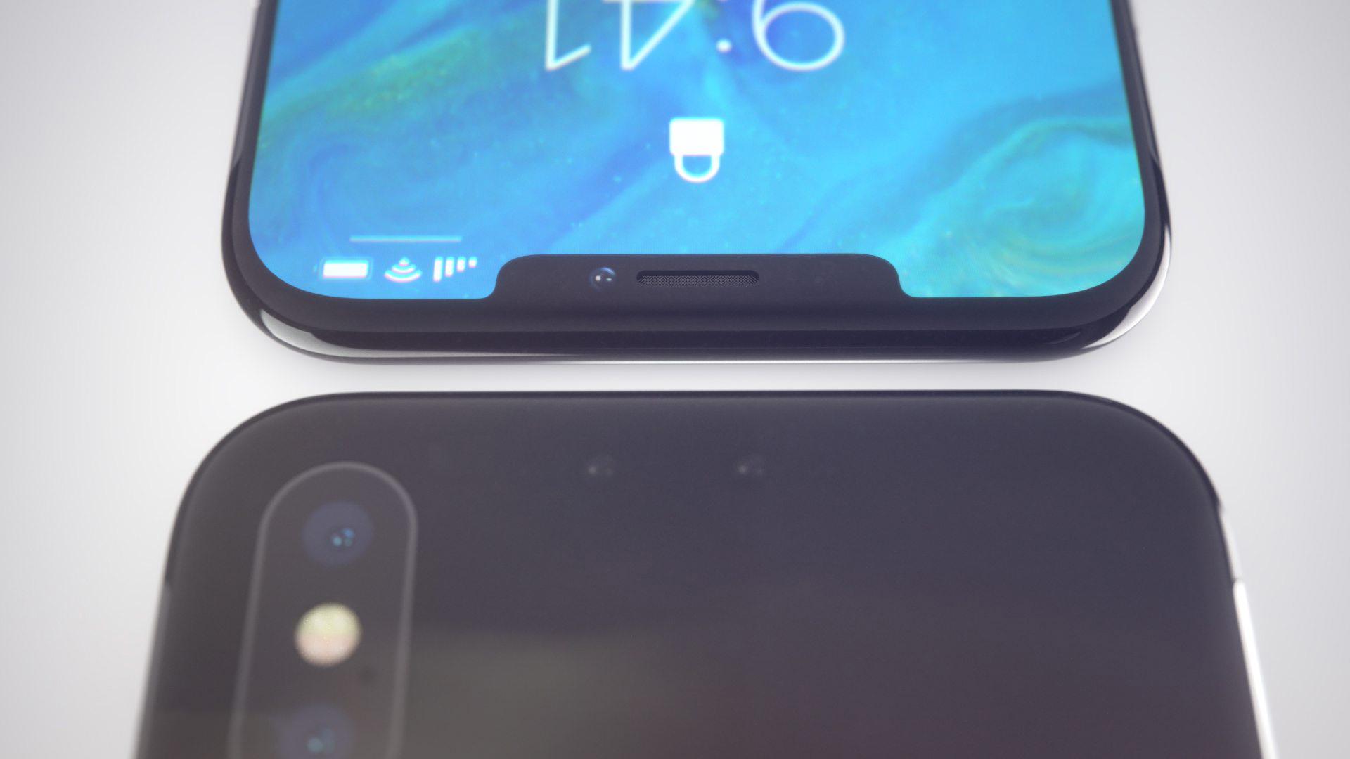 iPhone XS concept dual sim 5