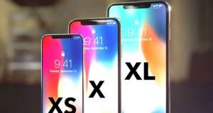iPhone XS, iPhone X Plus iPad Pro 2018 camere LG