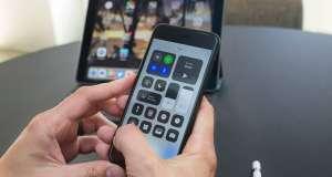 ios 11 modifica control center iphone