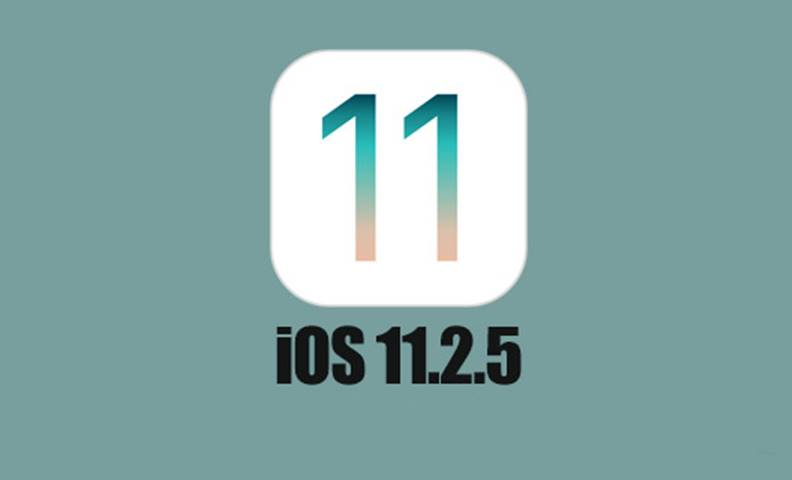 ios 11.2.5 beta 6 noutate apple