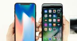 iphone x vs iphone 8 plus incarca