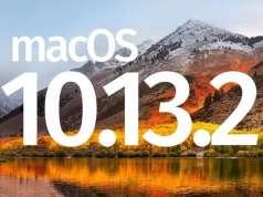 macOS 10.13.2 supplemental update
