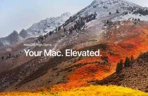 macOS High Sierra 10.13.3 beta 5 apple