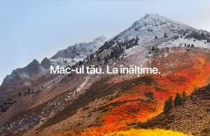 macOS High Sierra 10.13.4 beta 1