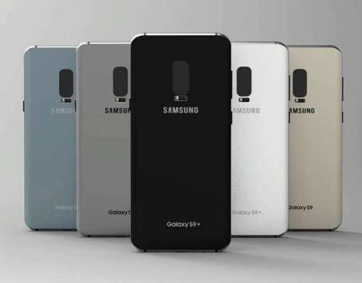 samsung galaxy s9 concept frumos telefon