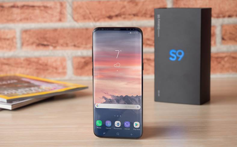 samsung galaxy s9 unitate reala imagine