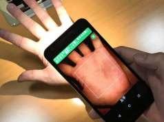 smartphone scanare palma