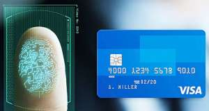visa card amprente pin
