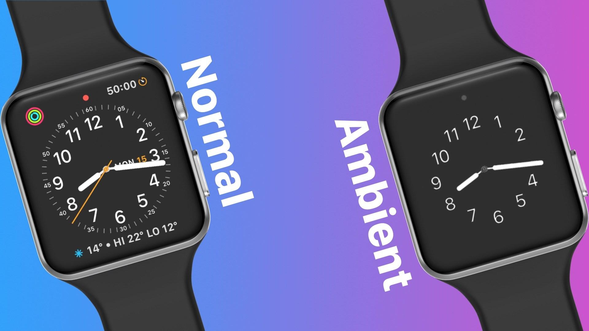 watchOS 5 concept 2