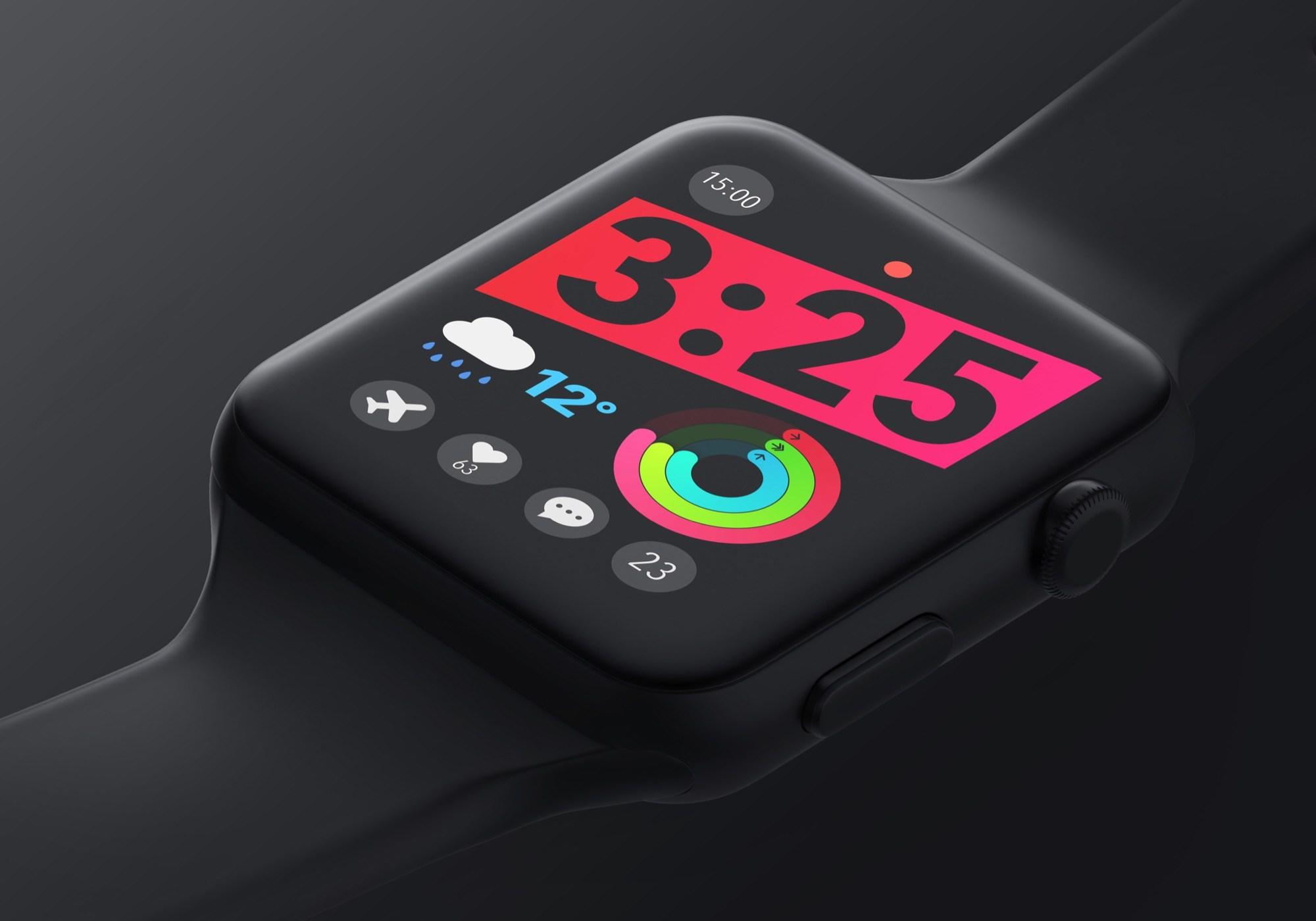 watchOS 5 concept 3