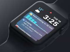 watchOS 5 concept Apple Watch
