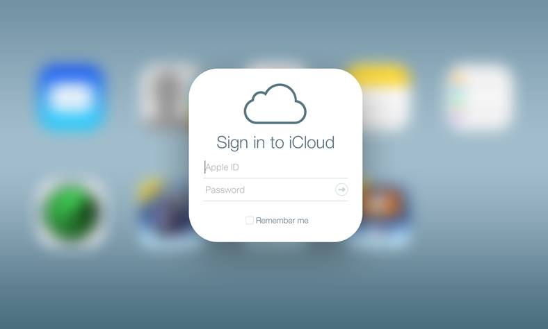 Apple Date iCloud Servere Google