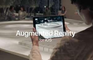 Apple Utilitate Realitate Augmentata
