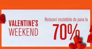 Fashion Days Oferte Weekend Valentine's Day