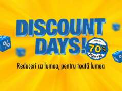 Flanco Reduceri Discount Days Weekend