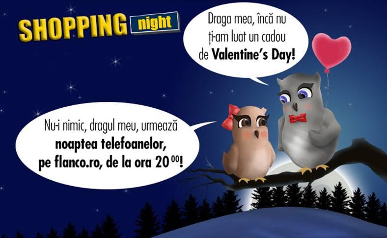 Flanco Shopping Night Reduceri Telefoane