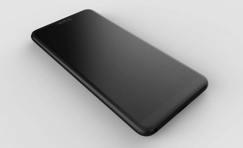 Huawei P20 Plus Clona iPhone X Camera Tripla
