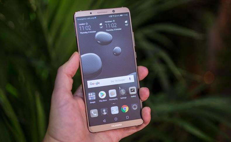 Huawei reviews fals mate 10 pro