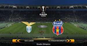 LAZIO STEAUA Fotbal LIVE online Pro TV