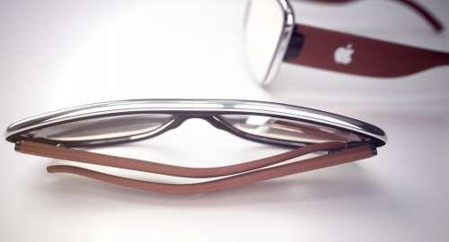 Ochelari inteligenti Apple concept 6