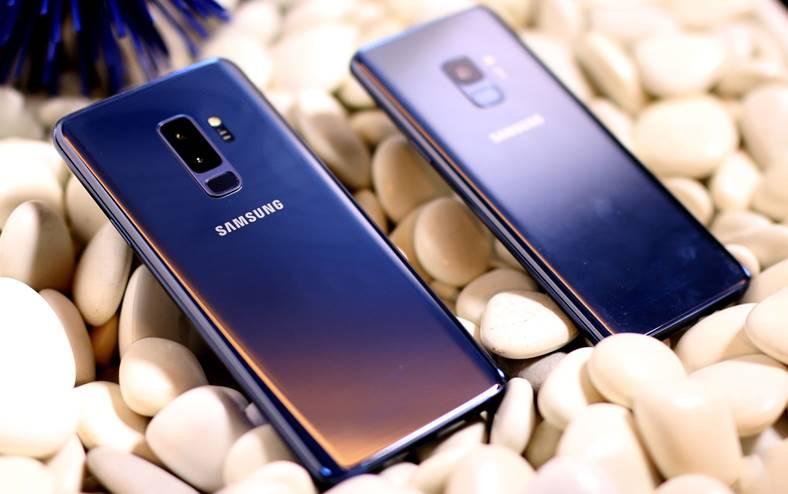 Samsung Galaxy S9 Copiat iPhone X