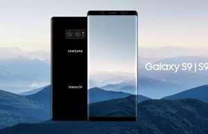 Samsung Galaxy S9 Functie iPhone X