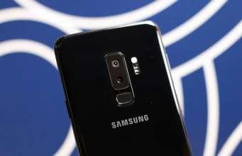 Samsung Galaxy S9 PRIMELE POZE Camera