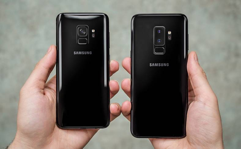Samsung Galaxy S9 Performante MICI iPhone X