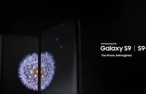 Samsung Galaxy S9 Video Prezentare