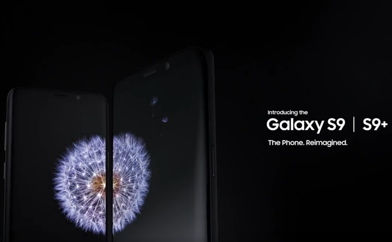 Samsung Galaxy S9 Video Prezentare