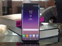 Samsung Galaxy S9 autonomia bateriei prototip