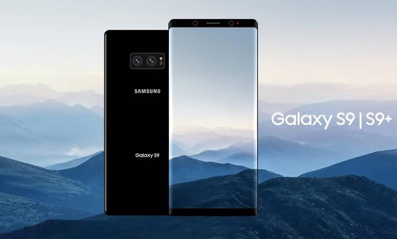 Samsung Galaxy S9 carcase schimbari