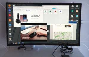 Samsung Galaxy S9 dex pad iphone