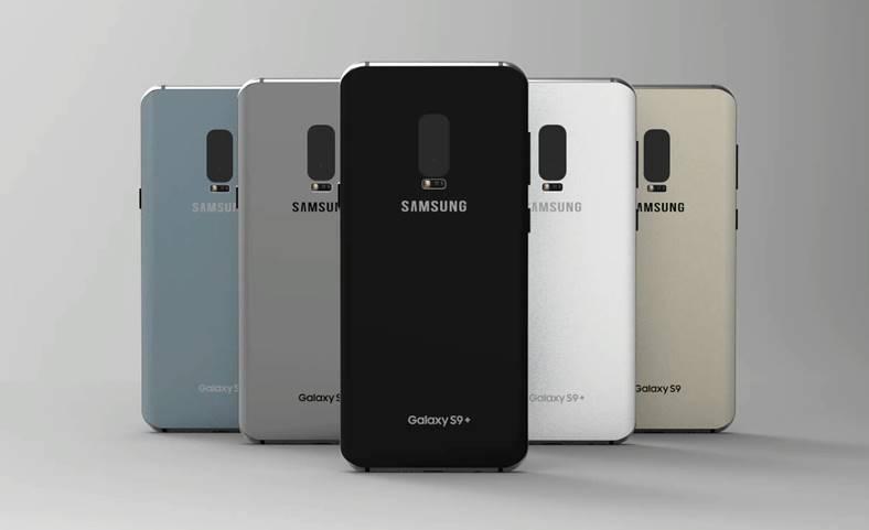Samsung Galaxy S9 imagini jar internet