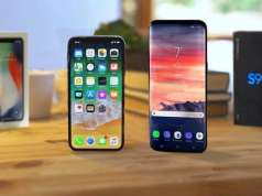 Samsung Galaxy S9 ironizare iPhone X